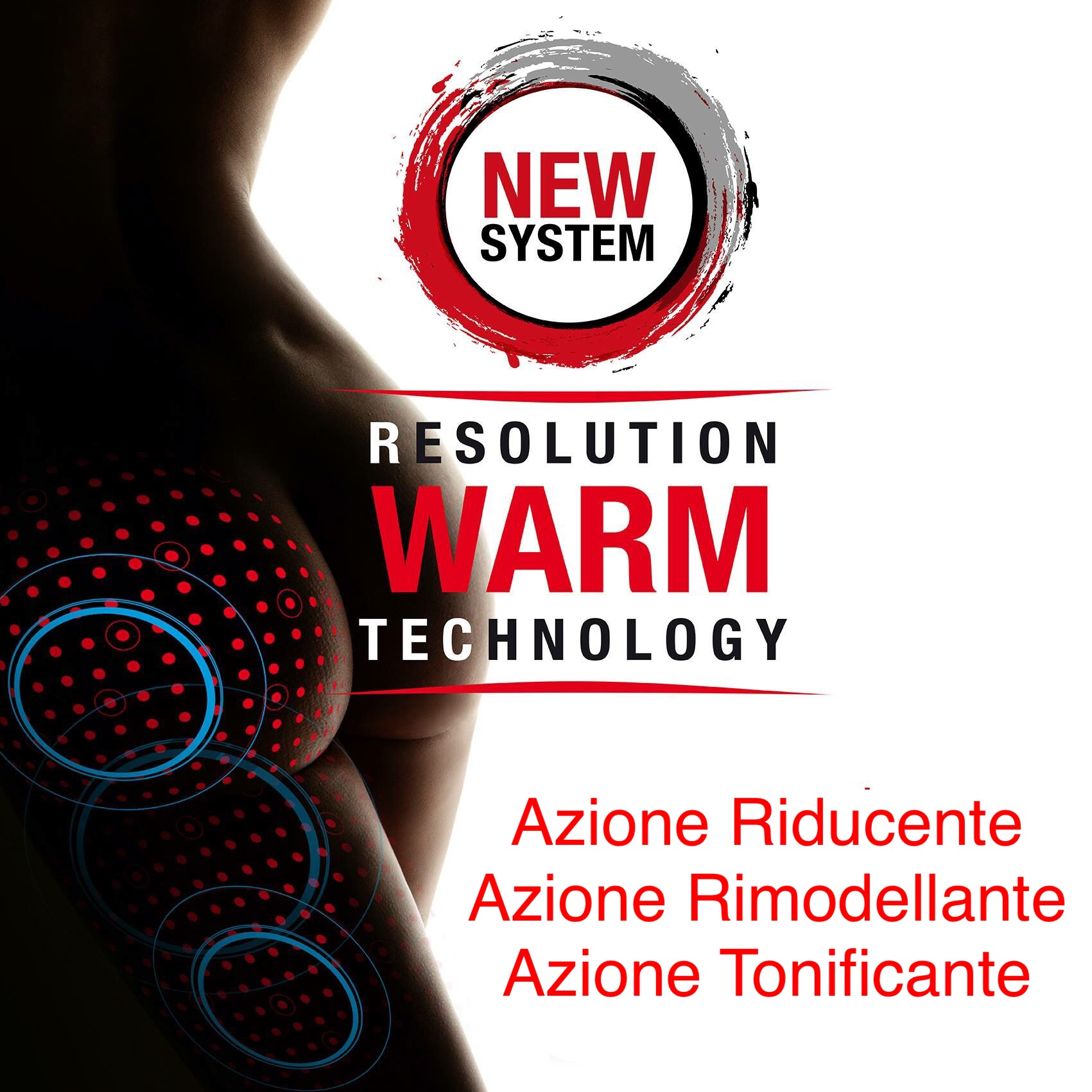 resolution warm technology